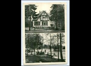 Y17971/ Holm-Seppensen Gasthaus Am Badeteich AK 1954