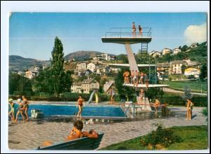 Y17914/ Brixen Schwimmbad AK ca.1965-70 Italien
