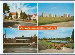 Y17916/ Gersthofen AK ca.1970