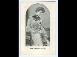 Y18089/ Soubrette Lola Walden AK Variete ca.1900