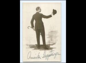 Y18208/ Stepptänzer Stepptanz Sylvester Holm Foto AK Variete ca.1912