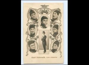 Y18203/ Karl Schwach Universal-Künstler AK ca.1925