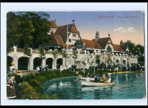 Y18140/ Dortmund Steinerne Brücke AK 1915