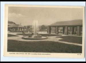 Y18147/ Landes-Ausstellung Bern 1914 Alkoholfreies Restaurant AK