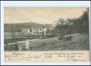 Y18273/ Geesthacht Edmundsthal AK 1905