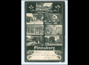V1275/ Pinneberg 1907 AK