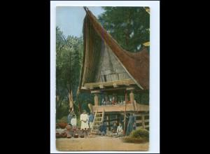V1106/ Rheinische Mission in Sumatra Indonesien Töpferei Ak ca.1910