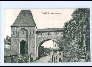 V1213/ Westpreußen Thorn Der Dansker 1916 AK
