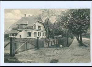 V1306/ Hamburg Volksdorf Oberförsterei AK