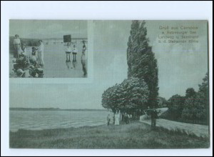 V1191-192./ Campow am Ratzeburger See 1913 AK