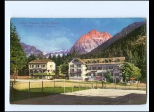 XX11820/ Canazei Hotel Croce Bianca Südtirol Italien AK ca.1912
