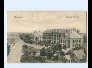 XX11786/ Uetersen Königl. Seminar 1908 AK