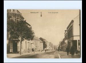 XX12074/Hamburg Harburg Erste Bergstraße AK ca.1925