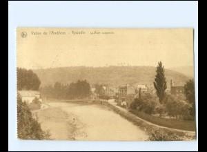 Y18350/ Vallee de l`Ambleve - Aywaille Belgien AK 1918