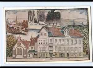 Y18459/ Oberursel Gasthaus zum Bären AK