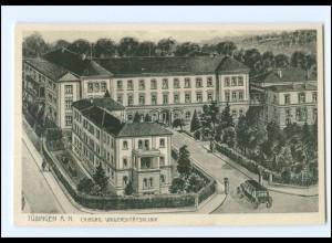 V1408/ Tübingen Chirug. Universitätsklinik Krankenhaus AK ca.1912