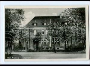 V1412/ Märk. Friedland Amtsgericht AK 1939 Westpreußen