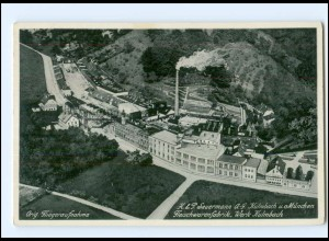 V1481-8650/ Kulmbach H & P Sauermann Fleischwarenfabrik AK ca.1938