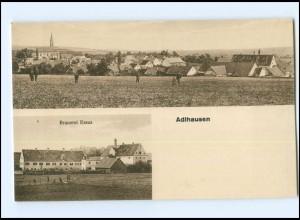 V1413-8301/ Adlhausen b. Langquaid Brauerei Kraus AK