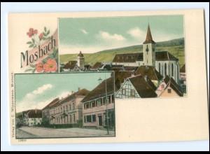 V1498-6950/ Mosbach AK ca.1900
