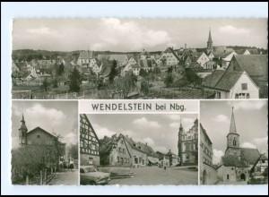 V1330-8501/ Wendelstein bei Nürnberg AK