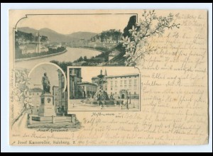 Y18579/ Salzburg AK 1899