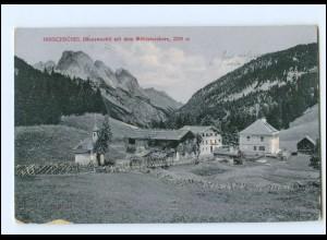 Y18581/ Hirschbühel (Mooswach) AK 1914 Salzburg