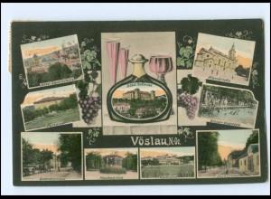 Y18585/ Vöslau N.-Oe. AK 1916