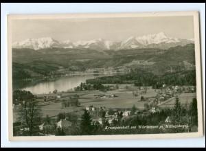 Y18589/ Krumpendorf am Wörthersee Kärnten Foto AK 1939