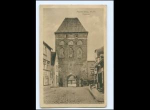 Y18597/ Marienberg Töpfertor Westpreußen AK 1917