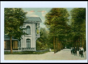 Y18600/ Assen Naussaulaan AK Niederlande ca.1910