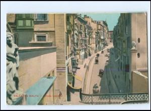 V1527/ Valletta Malta Strada Levante AK 1915
