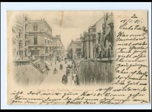 V1529/ Malta Valletta Strada Reale AK 1901