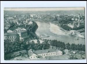 V1536/ Wilna Totalansicht Litauen AK 1917