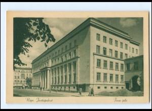 V1550/ Riga Justizpalast Lettland AK 1944
