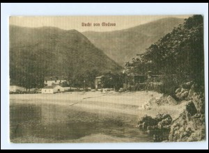 V1559/ Bucht von Modevea Kroatien AK 1911