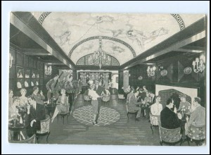Y18620/ Amsterdam Le Berry Bard-Bodega Dancing, Leidseplein 8 AK 1955