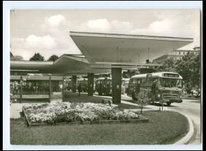 XX12096/ Hamburg Wandsbek-Markt Omnibus-Bahnhof AK ca. 1965