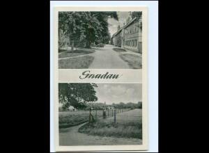 XX14784-392/ Gnadau bei Barby AK 50er Jahre
