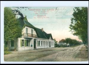 XX13035 Harburg Sinstorf Gasthaus zur Linde AK 1913