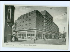 XX13974/ Hamburg Harburg Zentrumshaus AK 1941