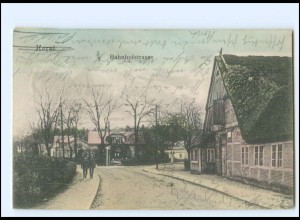 XX12141-2203/ Horst Bahnhofstraße 1908 AK