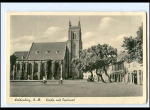 XX13479/ Woldenberg Neumark Kirche AK 1940