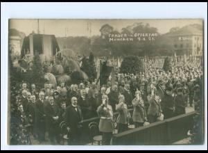 XX12505/ München Trauer- u. Opfertag 1921 Foto AK