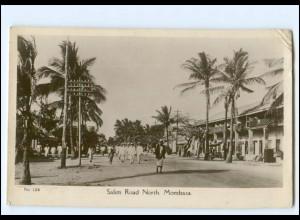 XX12611/ Mombasa Salim Road Noth Foto AK ca.1930 Kenia
