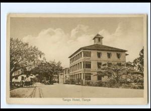 XX12612/ Tanga Tansania Hotel Tanga AK ca.1935