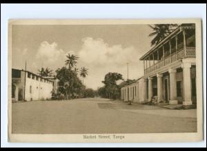 XX12613/ Tanga Tansania Market Street AK ca.1935