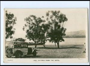 XX12614/ Lake Victoria from the Hotel Auto Foto Ak ca.1935 Kenia