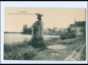 XX13050/ Freienwalde Staritz-See Pommern AK ca.1912