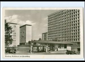 XX12478/ Hamburg Grindelberg ICA Tankstelle 1956 AK